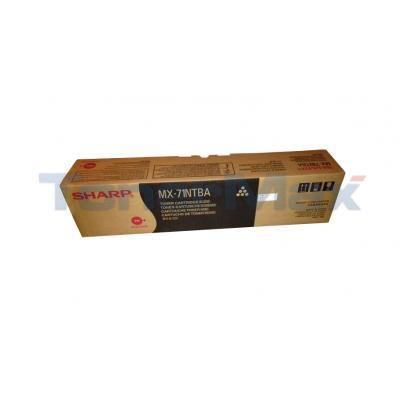 SHARP MX5500N TONER CARTRIDGE BLACK
